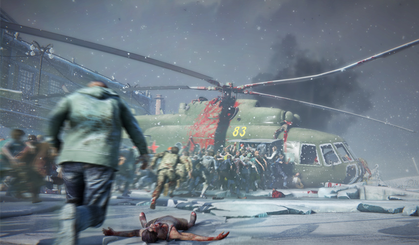 World War Z - Zombie Shooter (PC)