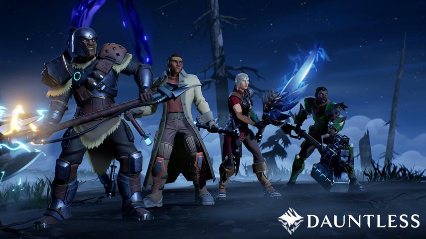 Dauntless Gratis Spiel