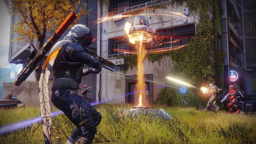 Kostenlose PC Spiele - Destiny 2