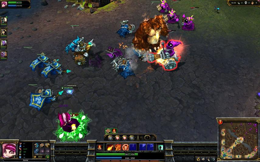 League of Legends kostenloses Spiel