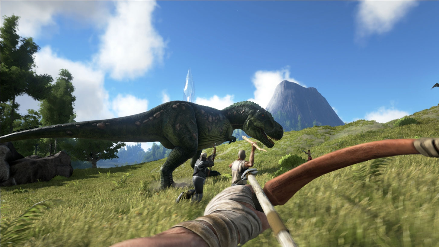 ARK (PC) - Zwischen Dinos und schwierigen Umständen Beitragsbild