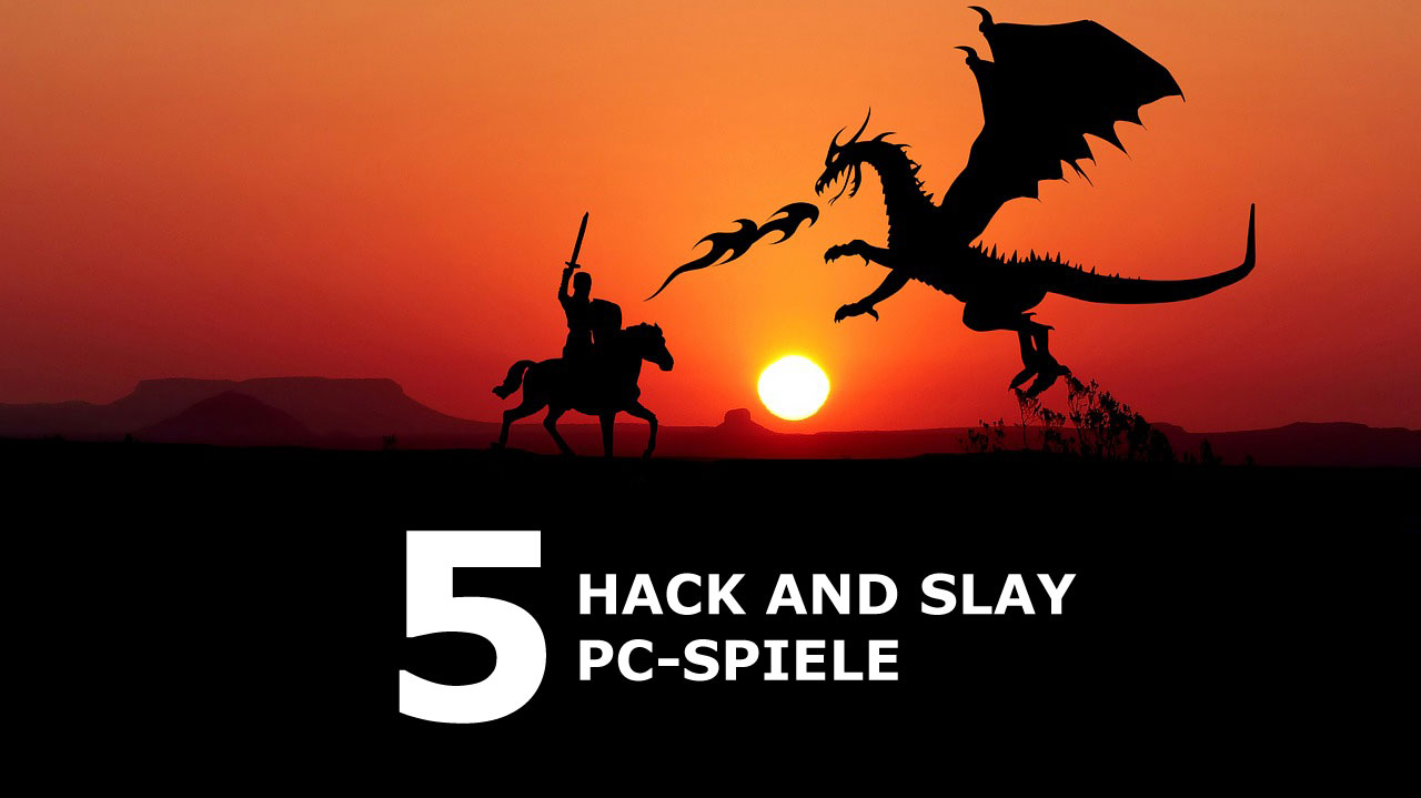5 Hack and Slay PC-Spiele
